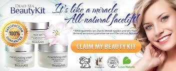 Dead Sea Beauty Kit