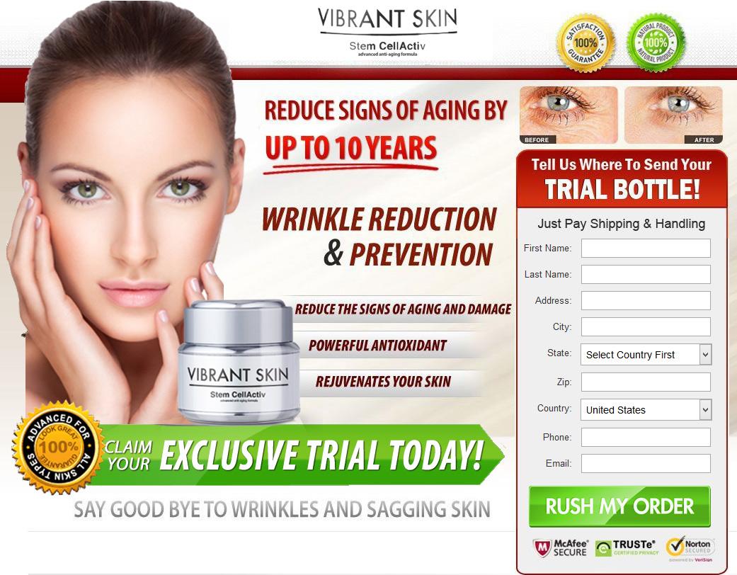 Vibrant Skin