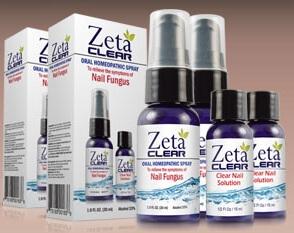 Zetaclear Nail Fungus